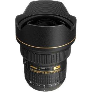 $996.95 超广牛头Nikon 14-24mm f/2.8G ED-IF AF-S 官翻
