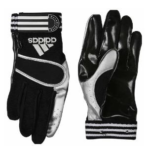 $6.95(原价$35)+包邮SHOEBACCA官网 adidas男子足球门将运动手套