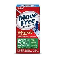Move free + MSM关节止疼款 120粒 (绿瓶)