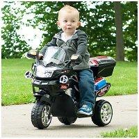 儿童电池驱动3轮电动车