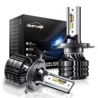 H4 9003 HB2 LED 汽车大灯升级套件