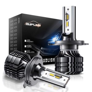 $19.99Marsauto 9004 LED 汽车大灯升级套件