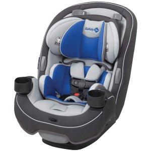 $184.99包邮(原价$289.99)史低价:Safety 1st 三合一儿童安全座椅 蓝灰高级配色