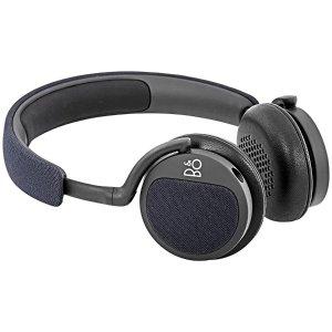 $79.99 无税包邮史低价:B&O BeoPlay H2 轻量化头戴式耳机