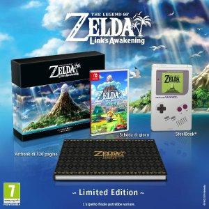 塞尔达传说 织梦岛 收藏版 switch游戏 特价