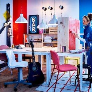 IkeaSNILLE 旋转椅