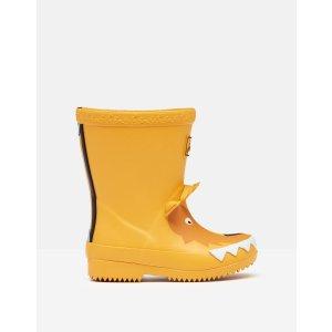 Joules幼童怪兽高筒雨靴