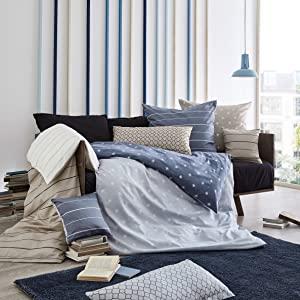 单人折后仅€11.54biberna 纯棉床罩 稳固不移位 超多颜色可以自己搭配床品