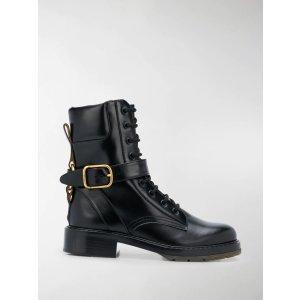 CHLOE马丁靴