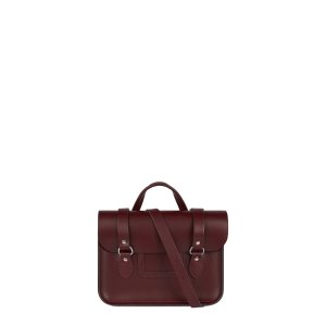 The Cambridge Satchel CompanyMelody Bag In Leather - Oxblood