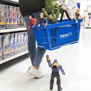 低至43折Walmart 沃尔玛玩具清仓大减价 $0.97收小马宝莉
