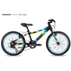 7折 最安全的儿童专用车限今天:精选 Guardian 高端儿童自行车限时促销