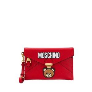 Moschino信封手包