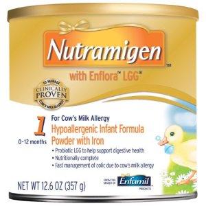 $28.99送$5礼卡 难得有折扣Enfamil  牛乳过敏婴儿Nutramigen深度水解配方奶,含益生菌