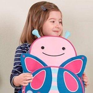 8折无税Skip Hop 儿童产品特价促销 可爱小动物带回家