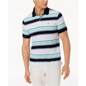 bad58416 Tommy HilfigerMen's Ricky Striped Slim Fit Polo. $26.79 $59.50. Tommy  Hilfiger Men's ...
