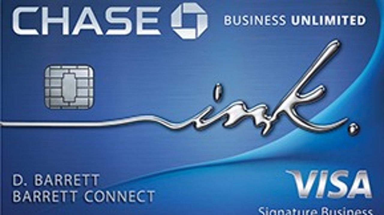 信用卡小贴士:Chase Ink Business Unlimited卡