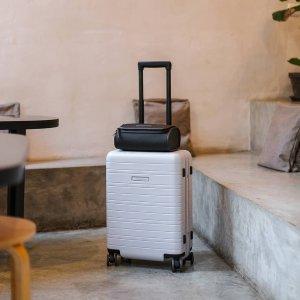 低至5折 €147收爆款拉杆箱Horizn Studios 官网大促 德国高颜值智能行李箱 自带定位可充电