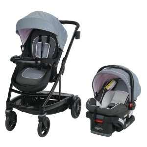 GracoUNO2DUO™ Travel System Stroller  Baby