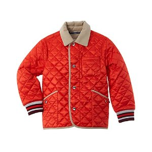 BurberryBurberry Corduroy Diamond Quilted Jacket