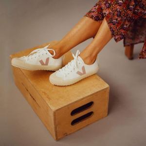 变相4折起!£44收爆款小白鞋Veja 夏季大促折上折 春夏必备潮流小白鞋