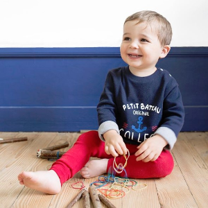 Up to 60% Off+Extra 10% OffEnding Soon: Kids Items Sale @ Petit Bateau