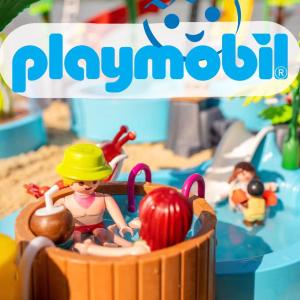 低至5.3折+额外8.5折PLAYMOBIL 积木玩具 最接近乐高的设计 更适合低龄儿童玩耍