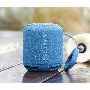 低至$12.99即将截止:Sony官网 Travel Frenzy闪购  相机、电视、音箱都参与