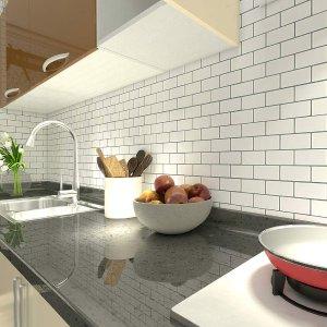 低至6.9折限今天:Art3D 多款厨房、浴室墙面贴纸促销