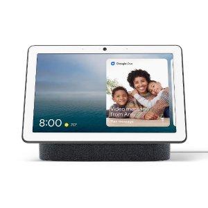 $179 双色可选Google Nest Hub Max 智能显示器