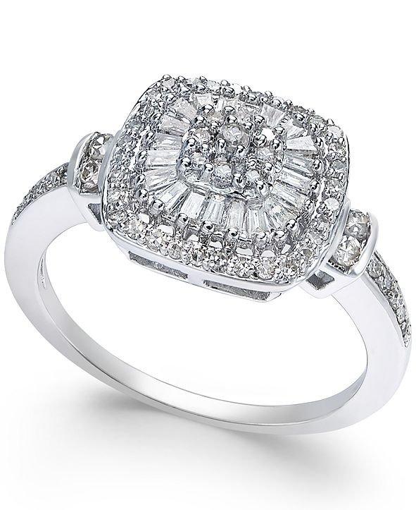 1/2ct t.w.钻石戒指