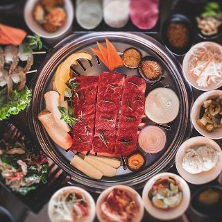K-POT Korean bbq & hot pot - 费城 - Philadelphia
