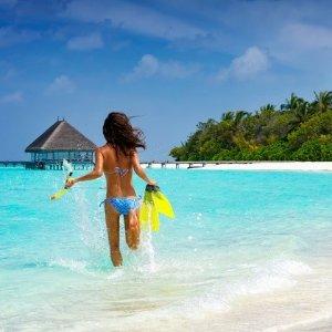 $1499起 含机票+酒店+餐饮7天马尔代夫旅行套餐 即将消失的岛屿你一定要去一次