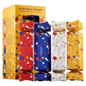 L'Occitane Holiday Crackers Set