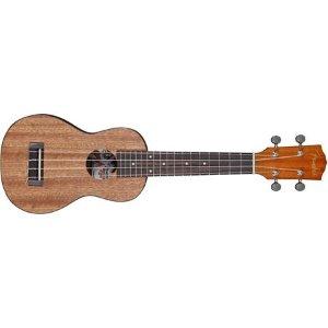 Fender Folk Soprano Ukulele, 17 Frets