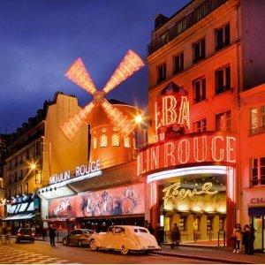 直飞往返$258起纽约--法国巴黎 往返机票低价