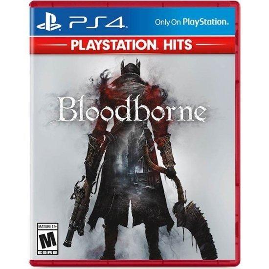血源诅咒 PS4 实体版