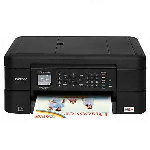 $44.99 (原价$99.99)Brother MFC-J480dw 彩色多功能喷墨打印机