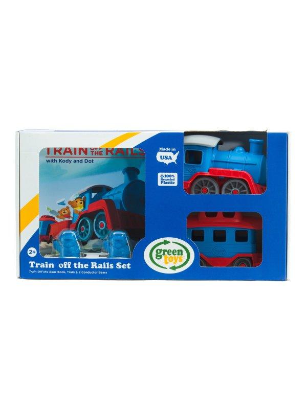 小火车玩具+童书set