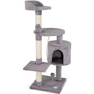 Dibea112cm猫咪爬架