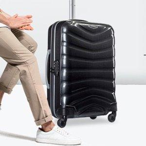 7折+6.5折 $227收明星同款最后一天:Samsonite 精选高端黑标Firelite 极限行李箱热卖