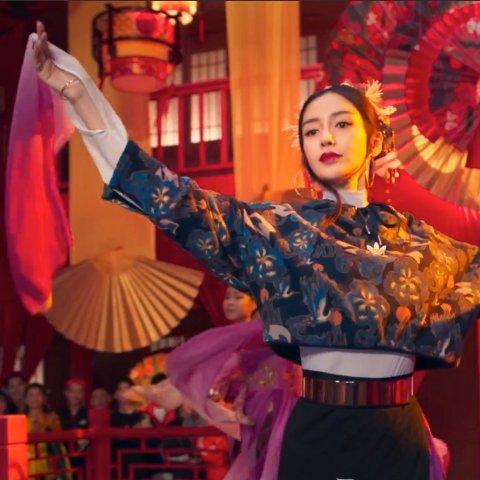 米老鼠限定已上市adidas 2020年中国风大片 猛虎出山、仙鹤展翅、锦鲤戏水