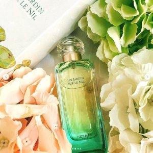 $112.61(原价$170)Hermes 爱马仕尼罗河花园香水热卖 清爽果香调