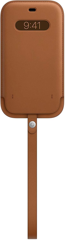 iPhone 官方MagSafe皮革保护套