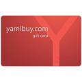 【金币兑换】Yamibuy $5礼卡 LV1-LV10专享