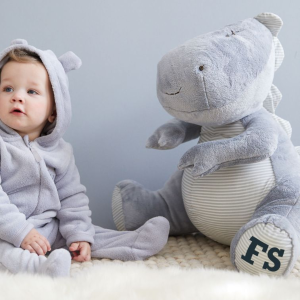20% Off for $100+Personalized Baby Stuffed Animal Toy Sale @ My 1st Years