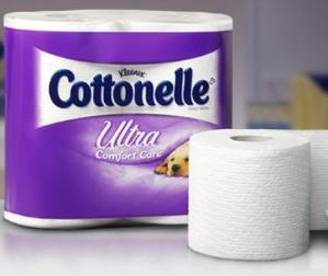 $14.22(原价$28.49)Cottonelle Ultra Comfort Care 36卷装双层卫生纸