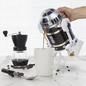 Star Wars R2-D2 Coffee Press