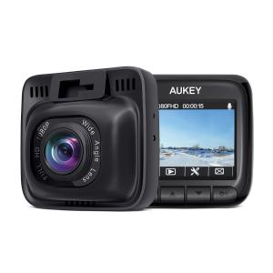 $46.97 (原价$69.99)AUKEY 1080P 高清行车记录仪