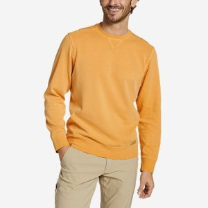 Eddie BauerCamp Fleece Riverwash Crew